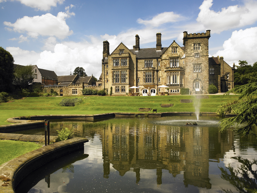 Breadsall Priory - Afternoon Tea