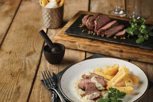 Cast Iron Bar & Grill - Newcastle Metro Centre