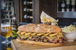 The Madhattan Sandwich