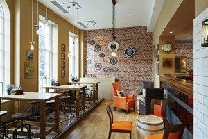 The Brew Bar Lounge
